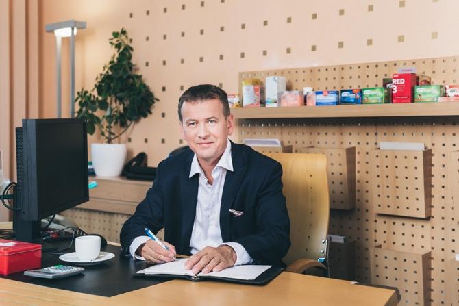 Tomáš Brhel, Green-Swan Pharmaceuticals CR, a. s.